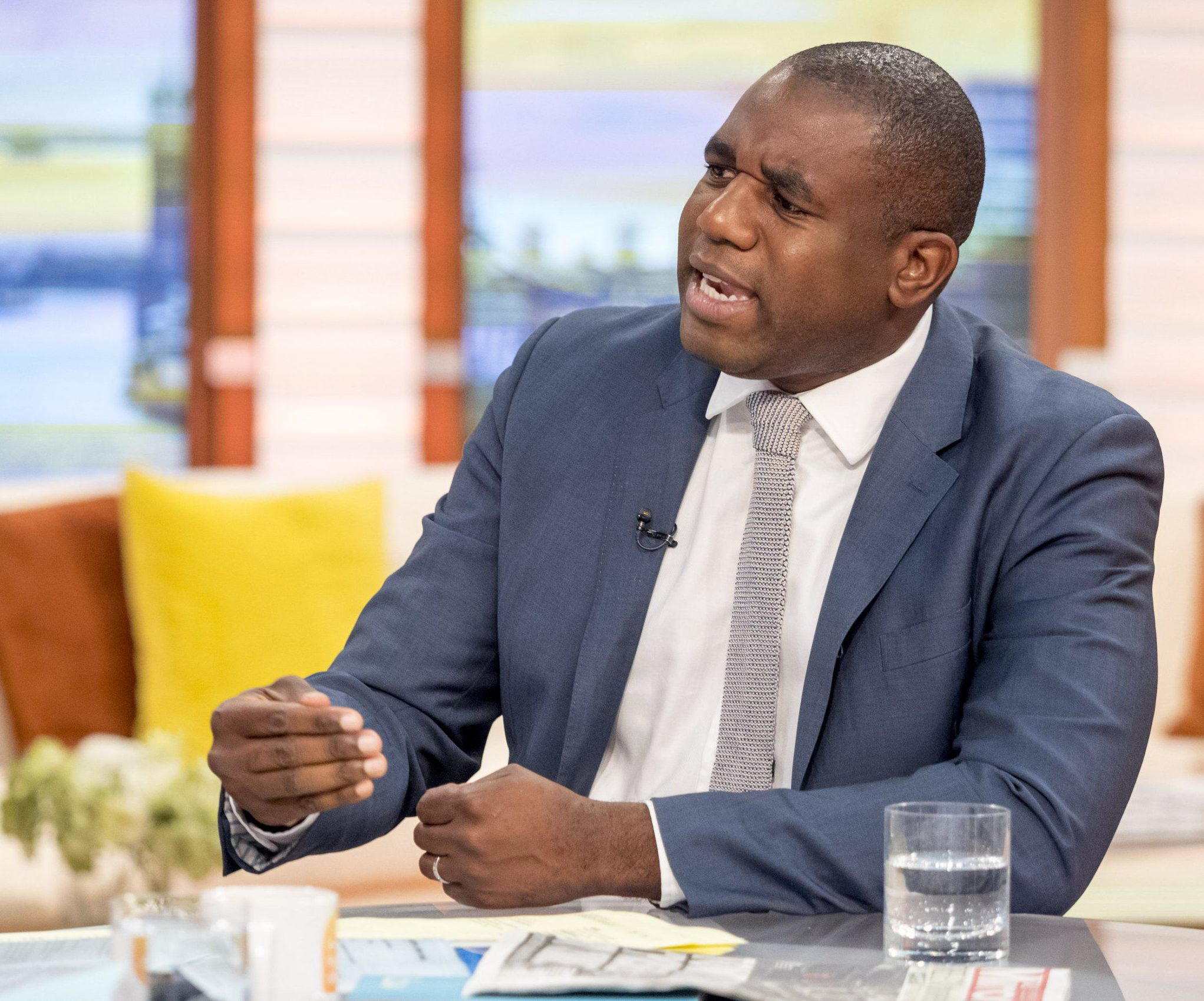 David Lammy says Grenfell Tower residents need closure after losing his friend in fire