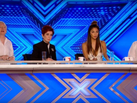 Who are the judges on The X Factor 2017?