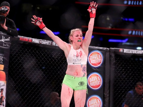 Heather Hardy wants Bellator Dublin slot after always wanting to fight in Ireland