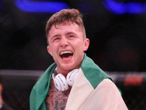 James Gallagher expects Jeremiah Labiano to melt in Bellator Dublin cauldron