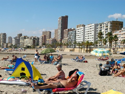 North Korean officials 'using Benidorm as inspiration for new beach resort'