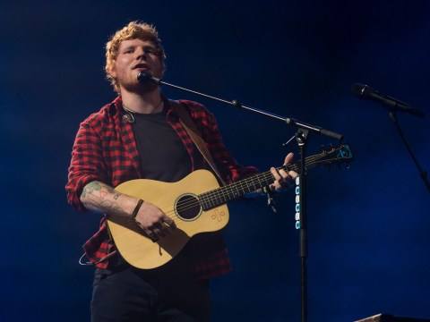 Ed Sheeran has plans for new music featuring DJ Khaled