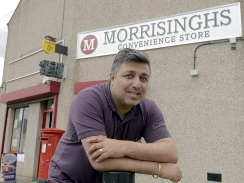 Shopkeeper forced to change 'Singhsbury's' name chooses Morrisinghs