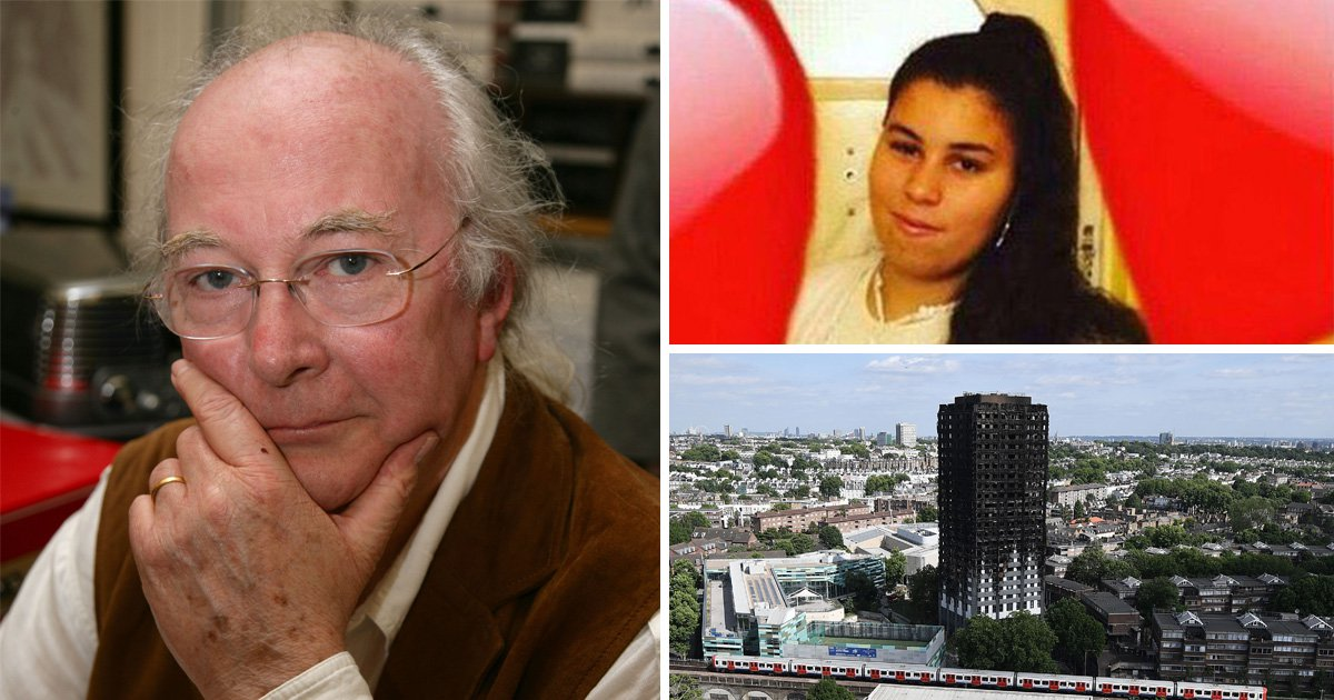 Philip Pullman to name character after girl who died in Grenfell Tower
