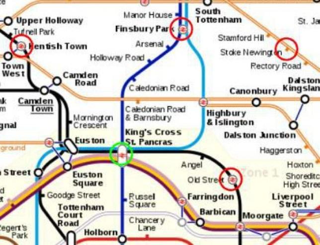 London Map App.Tube Map App Meetie London Helps Londoners Meet Friends At