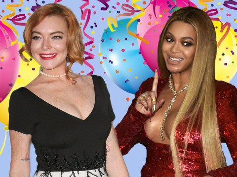 Lindsay Lohan invites Beyonce, who has just given birth to twins, to her birthday party in Greece