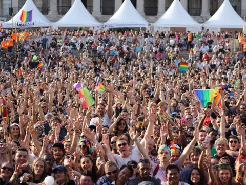 Is Pride in London still a protest or is it more of an excuse to party?