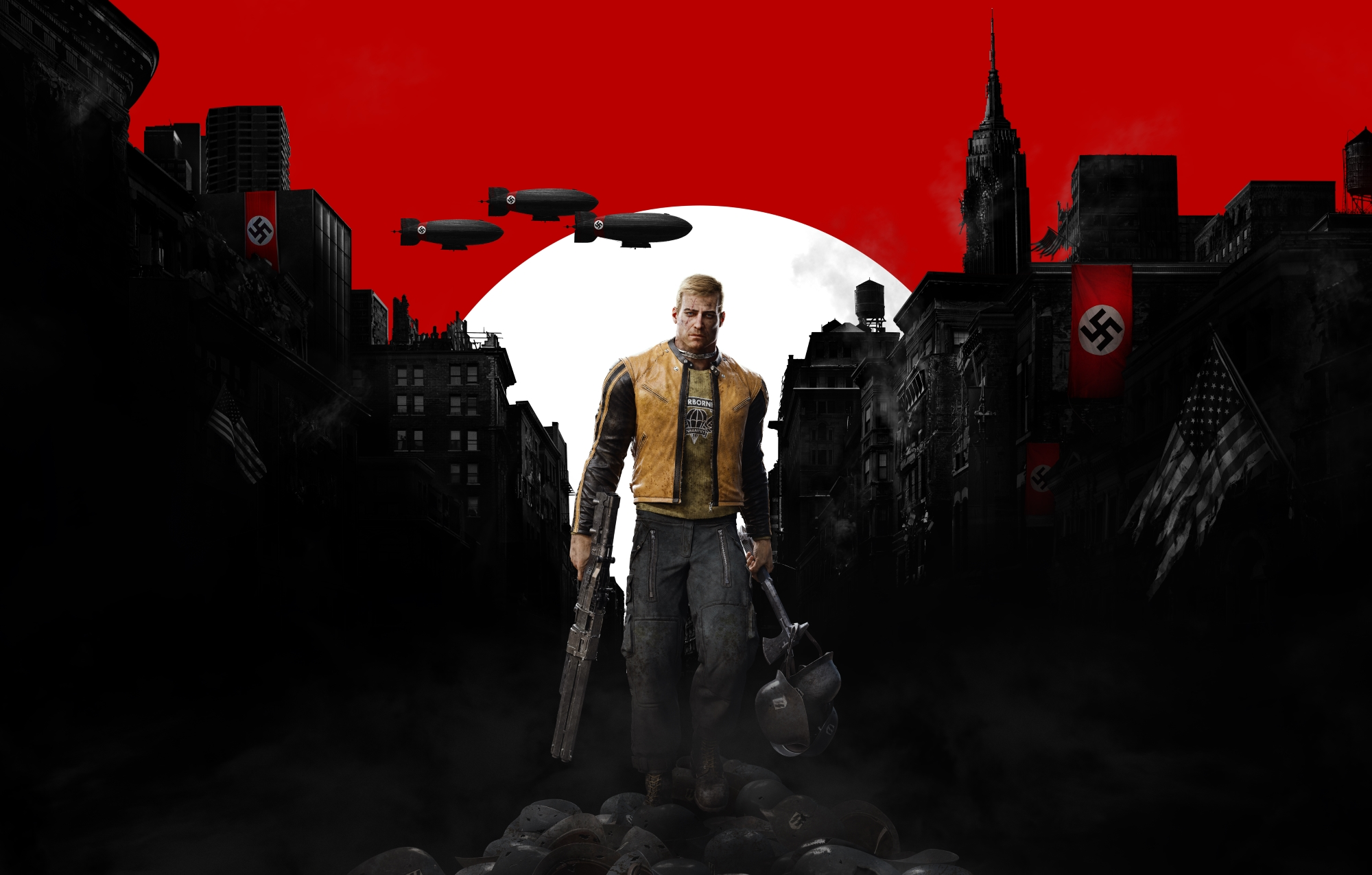 Wolfenstein II: The New Colossus - you only have to wait till October