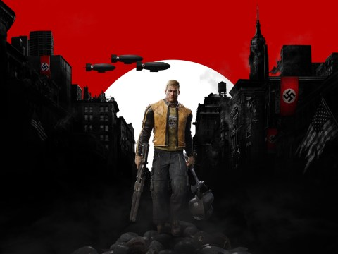Wolfenstein II: The New Colossus review – punching Nazis
