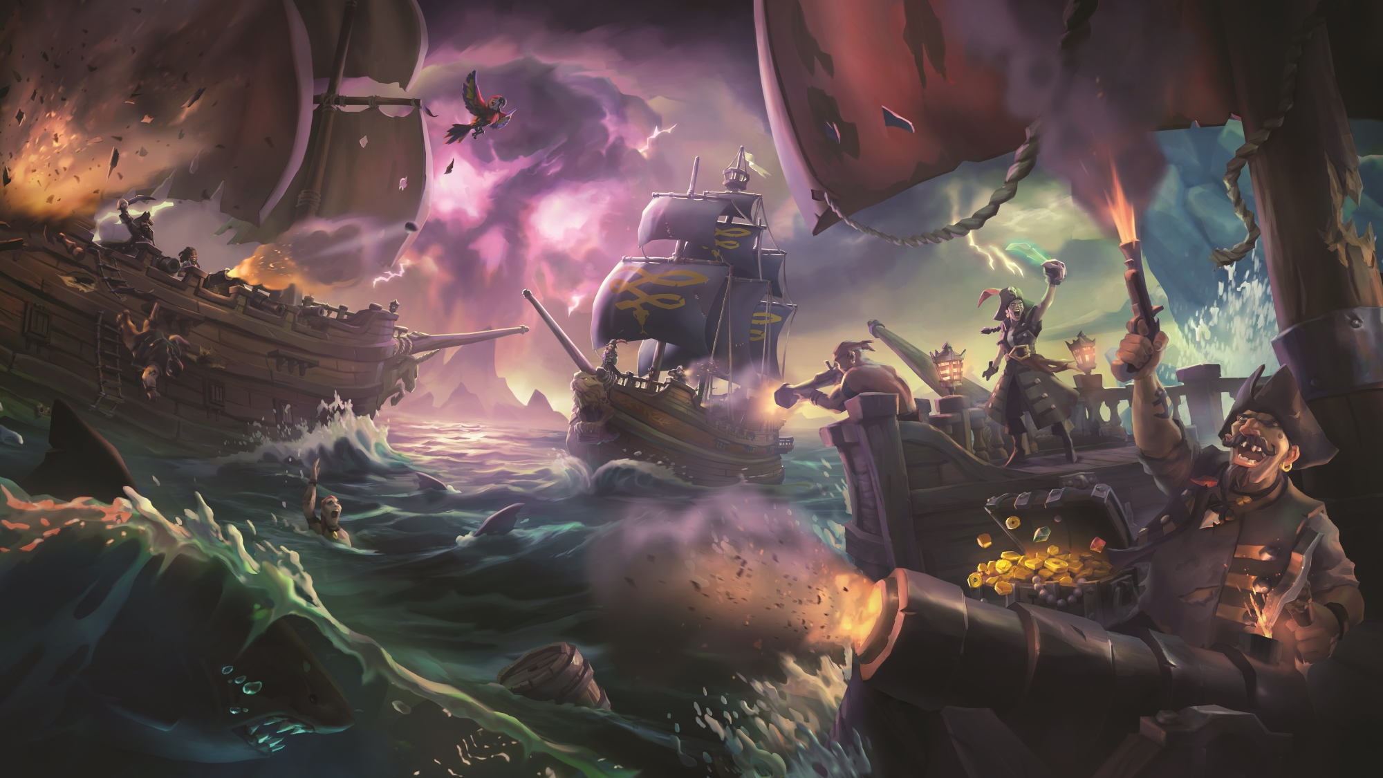 Sea Of Thieves hands-on preview and interview – 'It's been the best thing we've ever done'