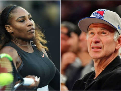 Serena Williams would be ranked 700th in world if she played on men's tour, says John McEnroe