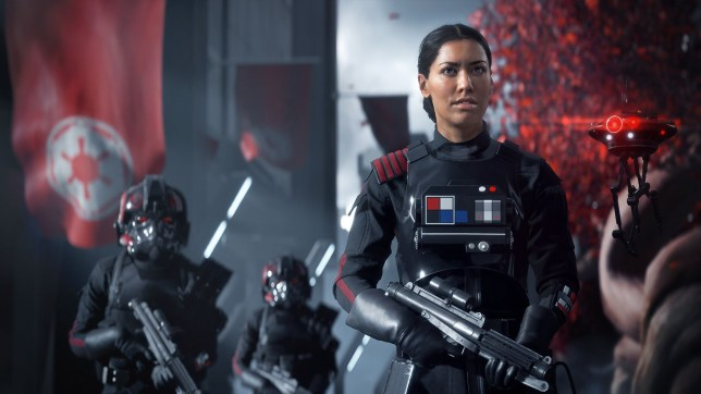Star Wars: Battlefront II - will Iden Versio end up as a good guy?