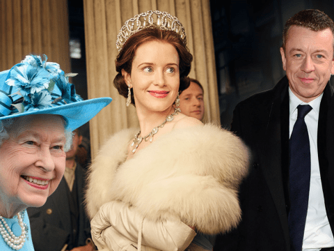 The Crown creator hopes the Queen 'never' watches the show – but he might be too late
