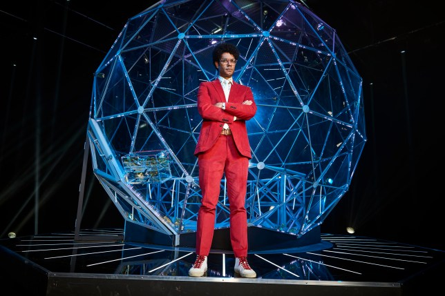 The Crystal Maze: Richard Ayoade brings extra humour to sharp reboot