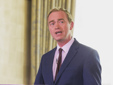 Tim Farron quits as leader of Liberal Democrats