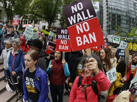 Donald Trump's travel ban allowed 'in part', Supreme Court rules
