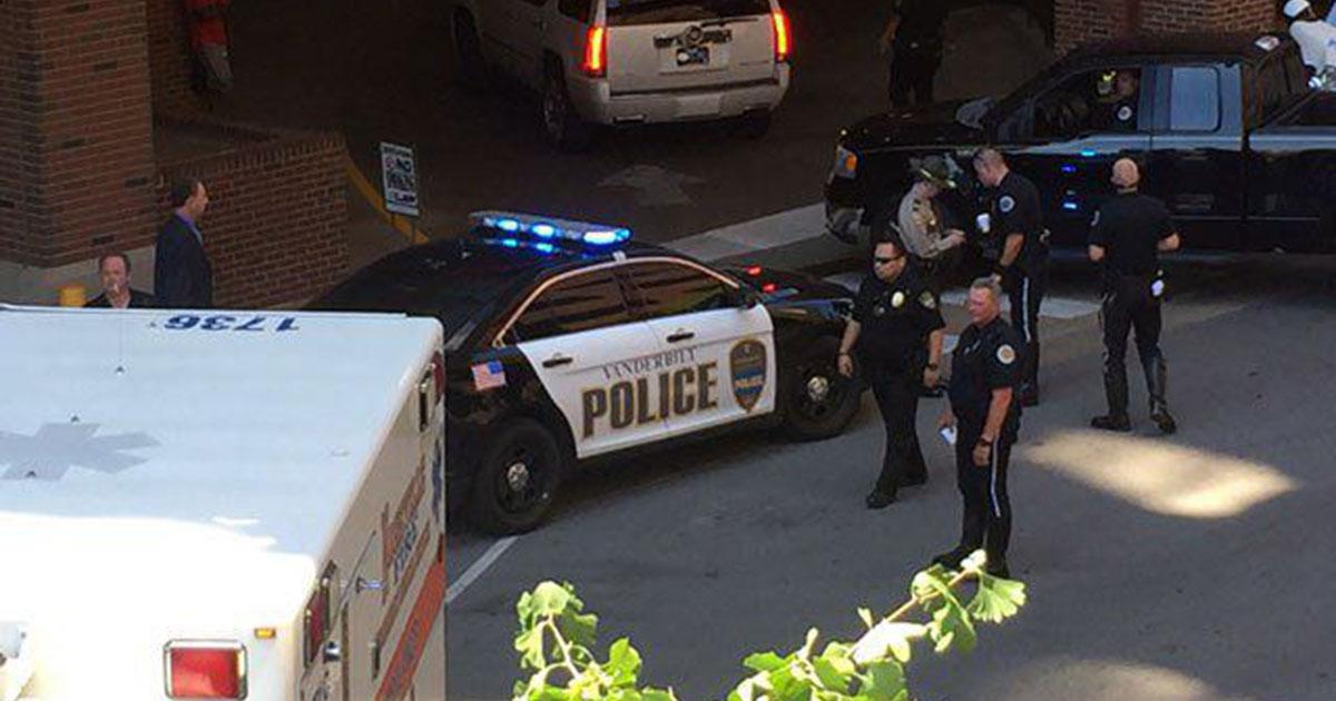 Inmate dead after police shooting at Vanderbilt 100 Oaks