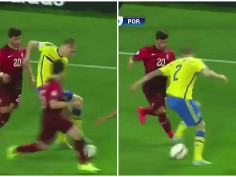 Manchester United fans get a taste of Victor Lindelof's skill as 2015 video from Euro u21s emerges