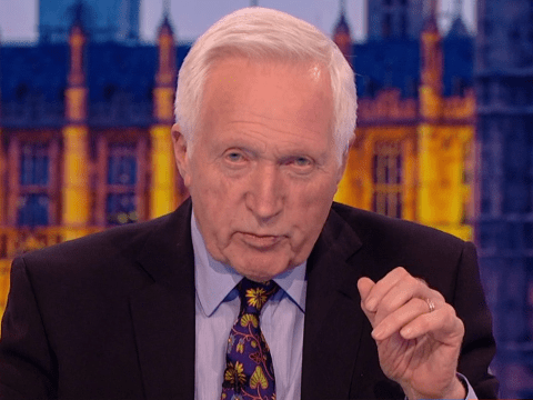 David Dimbleby beautifully sums up the absolute mess Britain is in