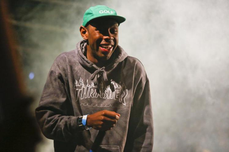 Tyler The Creator creates speculation over his sexuality following album leak