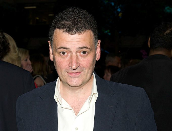Steven Moffatt weighs in on Doctor Who or The Doctor name debate