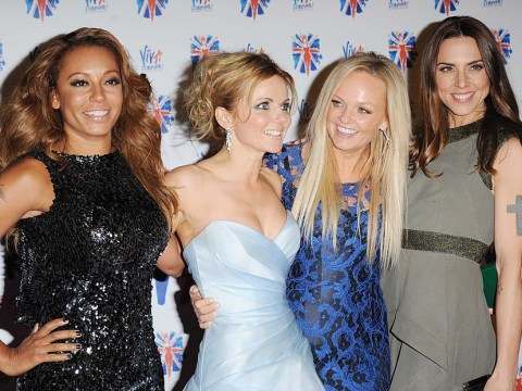 Viva Forever! Geri Horner says the Spice Girls were 'very supportive' of her George Michael tribute single