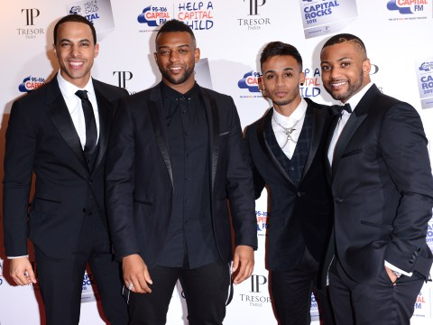 Beat Again! Marvin Humes teases potential JLS reunion