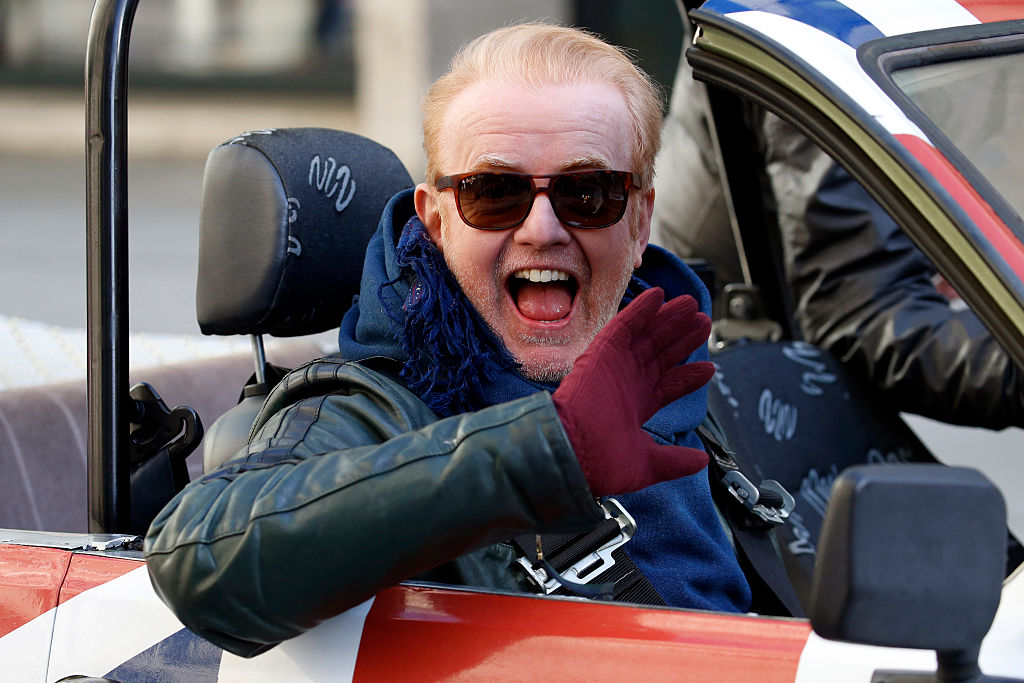 BBC wages revealed – and Chris Evans earns £2.1m more than Theresa May
