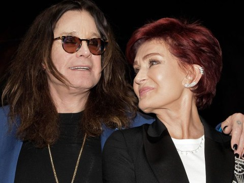 X Factor's Sharon Osbourne pays loving tribute to husband Ozzy on 35th anniversary