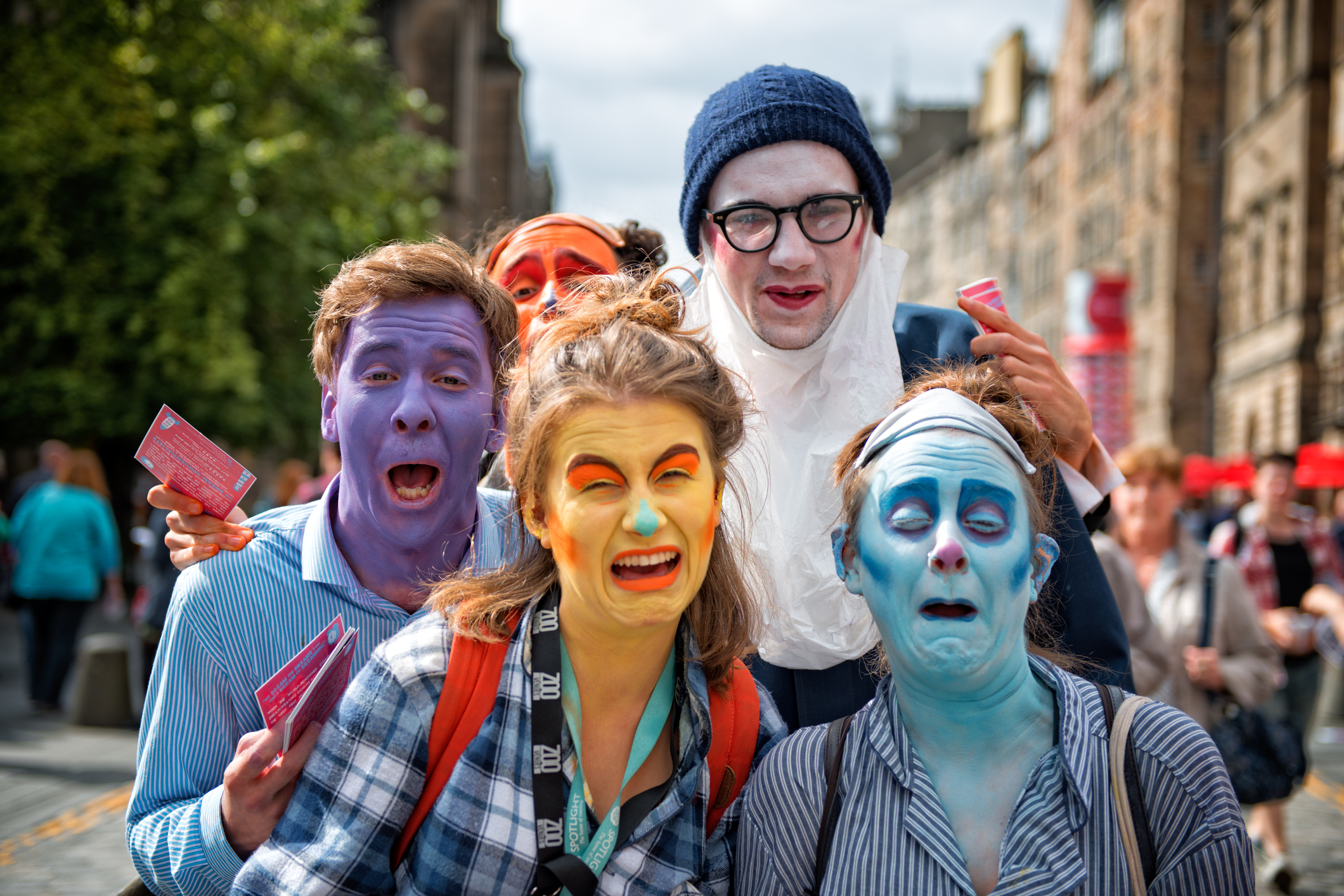 Edinburgh Fringe hacks: How to see the world's largest arts festival on a budget