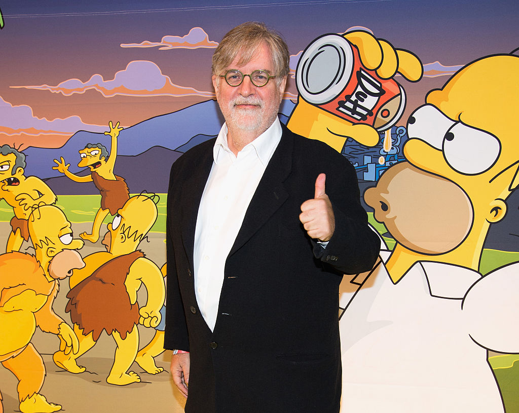 The Simpsons creator Matt Groening is bringing you a Netflix series about a drunk princess