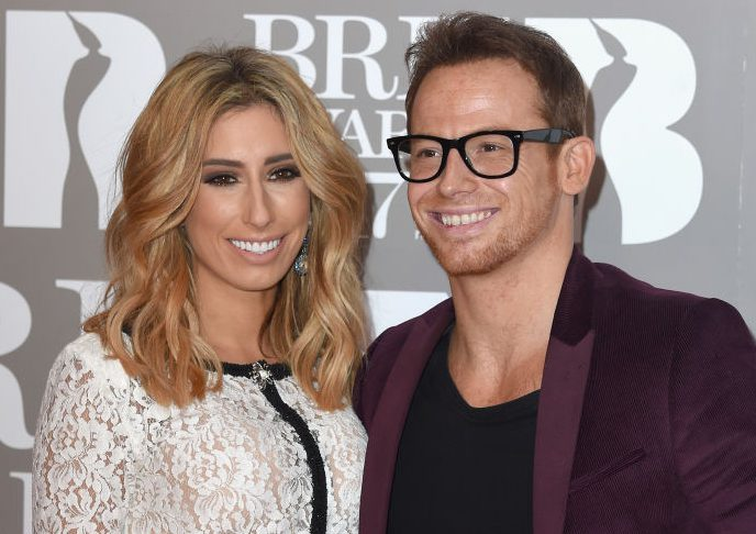 Stacey Solomon sneaks out for sexy sleepovers with Joe Swash when the kids go to sleep