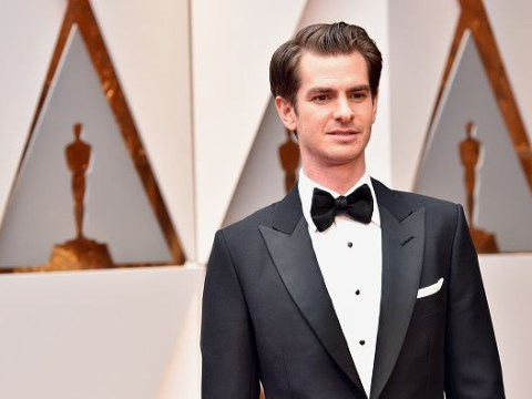 Andrew Garfield says his 'gay man without the physical act' comment was taken out of context