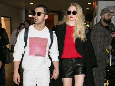 Sophie Turner says she's 'found my person' in her fiancé Joe Jonas