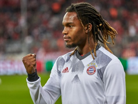Bayern Munich open to offers for £42million-rated Manchester United target Renato Sanches