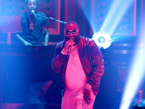 Rick Ross puts body-shaming fan to shame after calling him out for his weight: 'Mind your business'