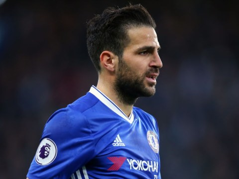 Cesc Fabregas admits he couldn't stand Chelsea hero John Terry during his Arsenal days
