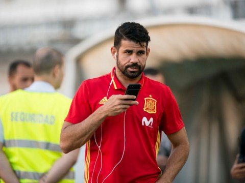 AC Milan confirm holding talks with agent of Chelsea striker Diego Costa