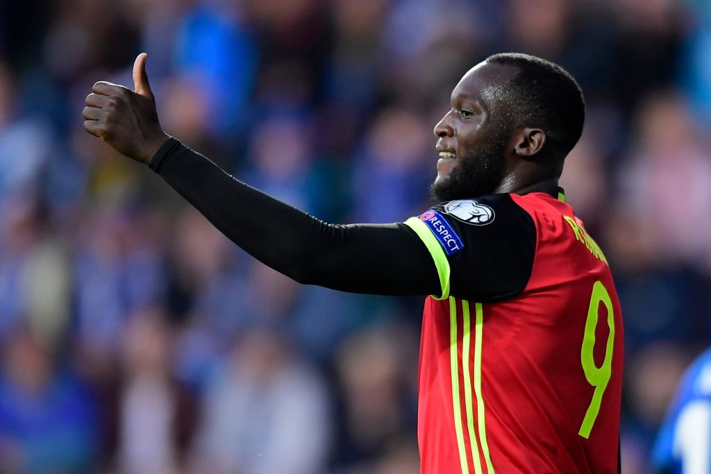Romelu Lukaku explains Paul Pogba key to Manchester United transfer switch