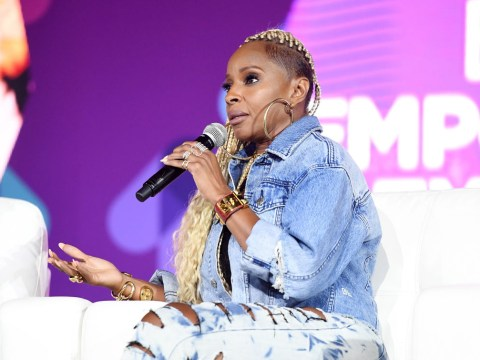 Mary J Blige admits she's found her strength following divorce from 'hell': 'It's been ugly'