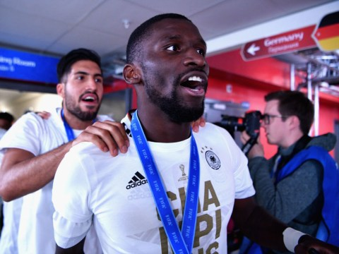 Germany star Antonio Rudiger refuses to confirm Chelsea transfer rumours