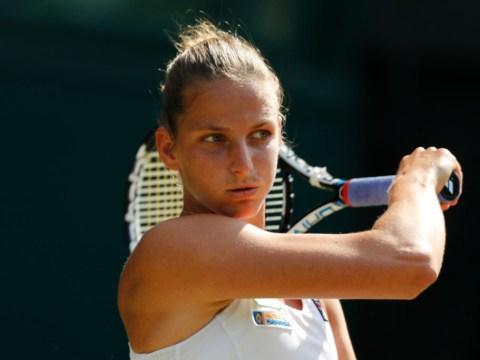 Karolina Pliskova crashes out of Wimbledon in major shock on Centre Court
