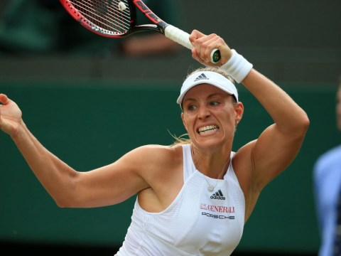 Garbine Muguruza relishing Angelique Kerber Wimbledon battle as world No. 1 fights back