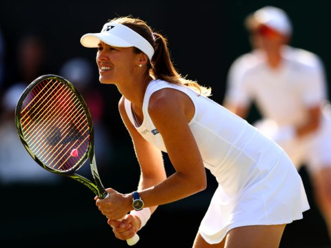 Martina Hingis picks out the two players who crashed out of Wimbledon that she'd love to coach