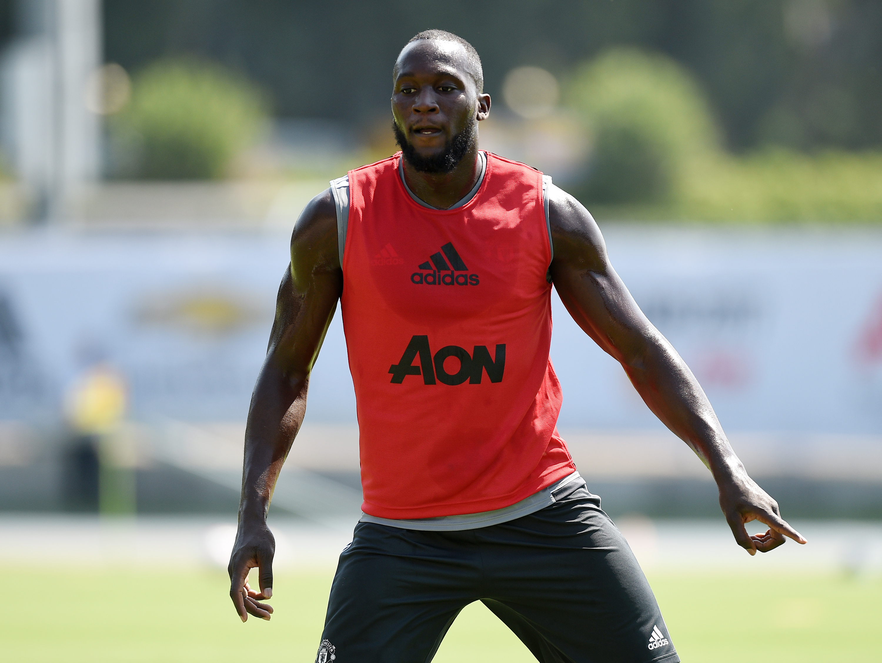 Manchester United boss Jose Mourinho says he and Romelu Lukaku always got on