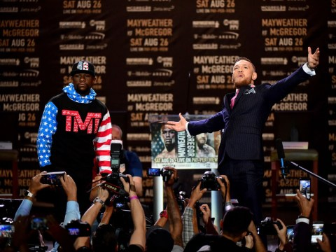 When is the Mayweather v McGregor London press conference? Date, time, ticket info and how to watch it