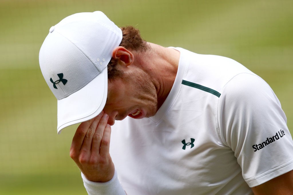 Andy Murray out of Wimbledon after shock Sam Querrey loss
