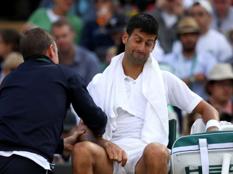 Novak Djokovic ready to take break from tennis after injury forces him out of Wimbledon