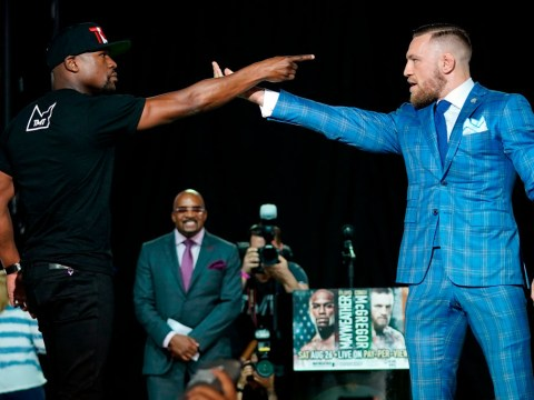 James Gallagher: Conor McGregor will knock Floyd Mayweather out inside three rounds