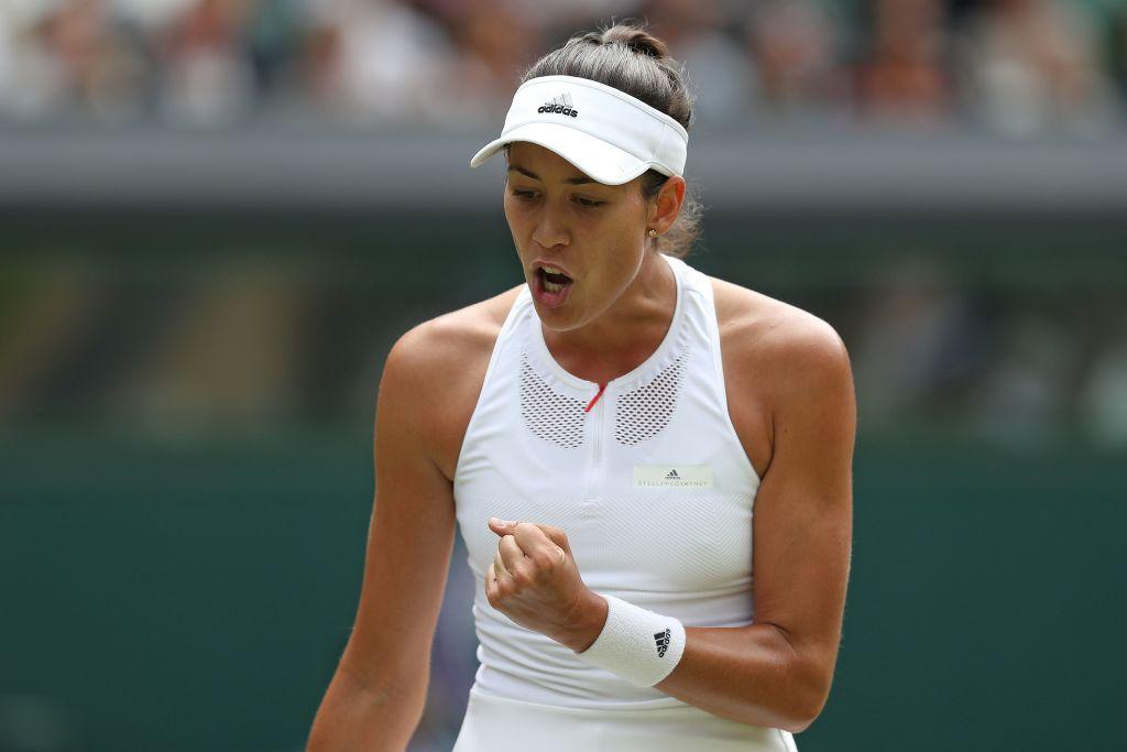Garbine Muguruza reaches second Wimbledon final after destroying Magdalena Rybarikova